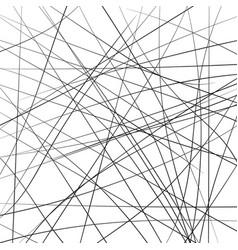 Random chaotic strip lines diagonally abstract vector