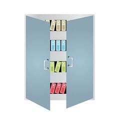 Books Locker vector