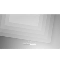 trendy covers flat design simple blending overlap vector image