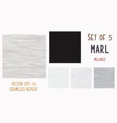 White grey black marl heather texture background vector