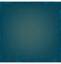 Vintage blue grunge texture or background vector image vector image