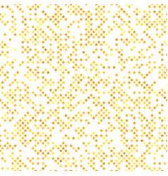 geometric star pattern background - seamless vector image