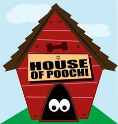 House poochi vector