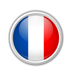French icon vector image vector image