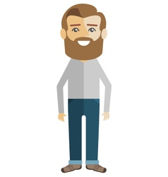 Generations - Hipster Male vector