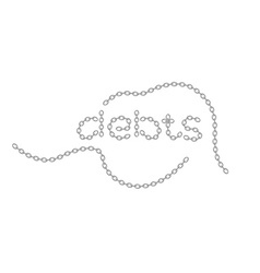 Text debts created from chain vector
