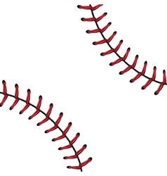 Baseball lace background6 vector
