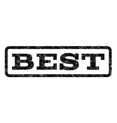 Best watermark stamp vector