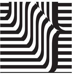 Black and white design template symbol vector