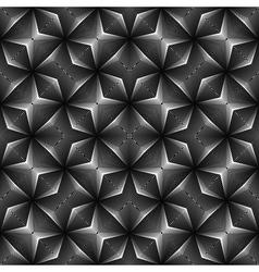 Design seamless monochrome diagonal pattern vector image