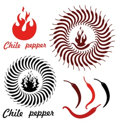 Chile Pepper vector image