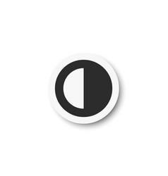 volume music control icon vector image