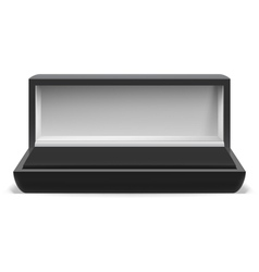 Box for jewelry vector