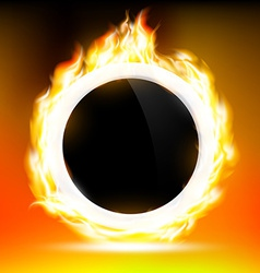 Ring of fire vector