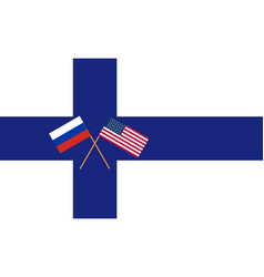Ru-us negotiation in helsinki vector