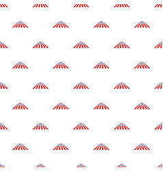 usa constitution day pattern seamless vector image