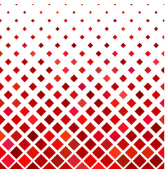 Red abstract square pattern background - vector