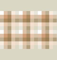 plaid diagonal fabric texture seamless pattern vector image