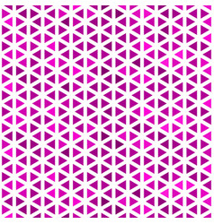 Abstract polygonal pattern triangles geometric vector