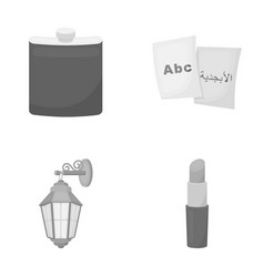 business trade cosmetology and other web icon in vector image