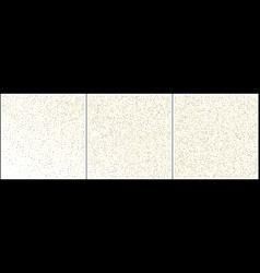 gold polka dot confetti celebrations simple vector image