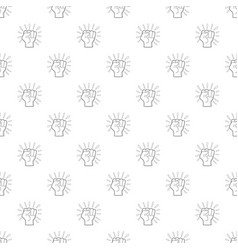 Riot pattern seamless vector