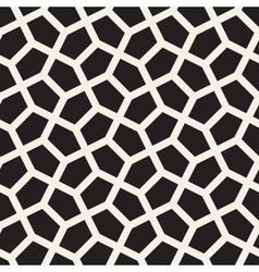 Seamless Tessellation Geometric Pattern vector