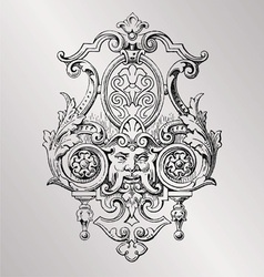Victorian Decoration vector image