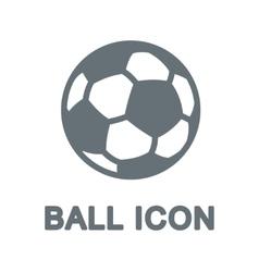 Ball Computer Icon vector image