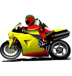 al 0833 moto 01 vector image