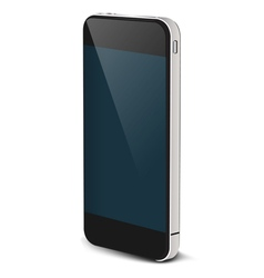smartphone isolated vector image
