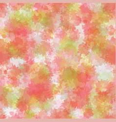 Abstract artistic background with colorful spots vector