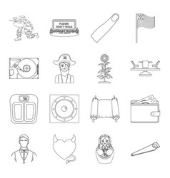 Construction finance war and other web icon in vector