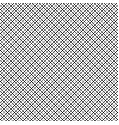 Diagonal cross lines on white background abstract vector