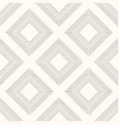 Geometrical pattern in dark gray colors seamless vector