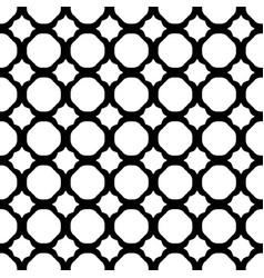 Seamless grid pattern vector