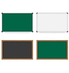 school board 16 vector image