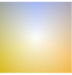 abstract gradient blurred background vector image