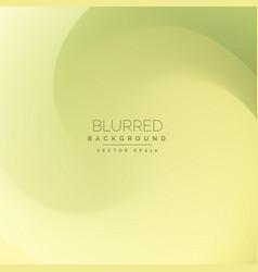 Light green blurred background vector