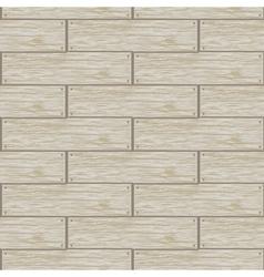 Seamless pattern old wood desk vector image
