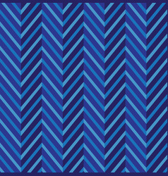 Zig zag blue seamless pattern vector