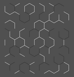 abstract technology backfground vector image vector image