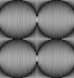 Seamless Optical Art vector image vector image