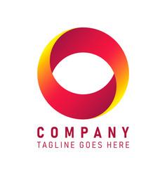 company logo icon vector image