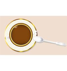 Morning tea vektor vector
