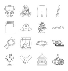 Religion medicine war and other web icon in vector