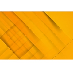 Abstract background yellow layered eps 10 004 vector image