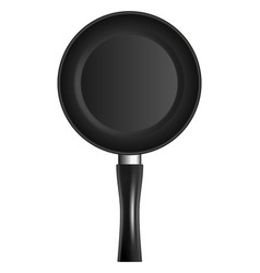 cooking griddle icon realistic style vector image