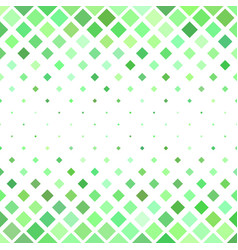 Green square pattern background - geometrical vector