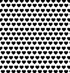 Heart positive pattern vector